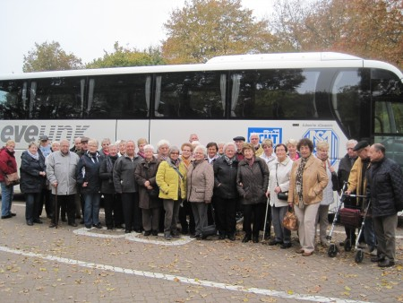 Reisegruppe nach Bad Nenndorf