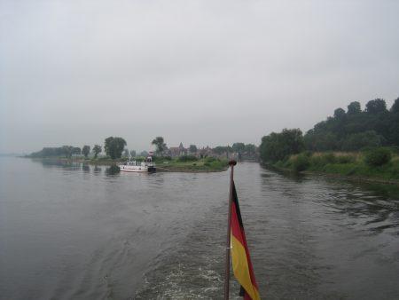 Drei-Tagesfahrt nach Hitzacker - Elbschifffahrt
