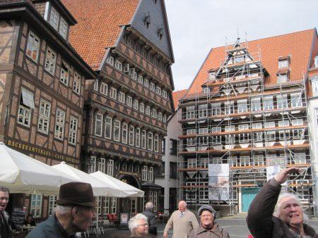 Knochenhaueramtshaus, Hildesheim