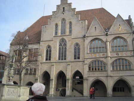 Rathaus, Hildesheim