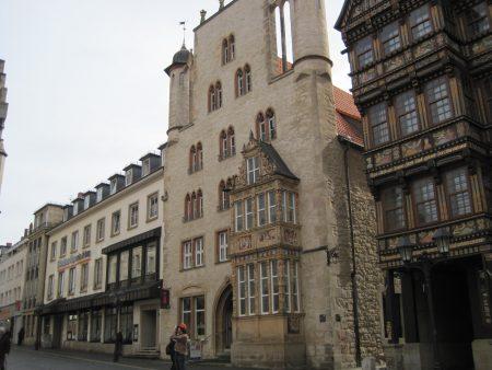 Wedekindhaus, Hildesheim