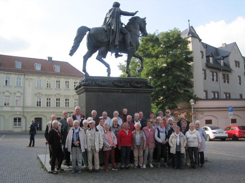Seniorenfreizeit in Thüringen, Teilnehmer