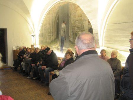 im Kloster Loccum