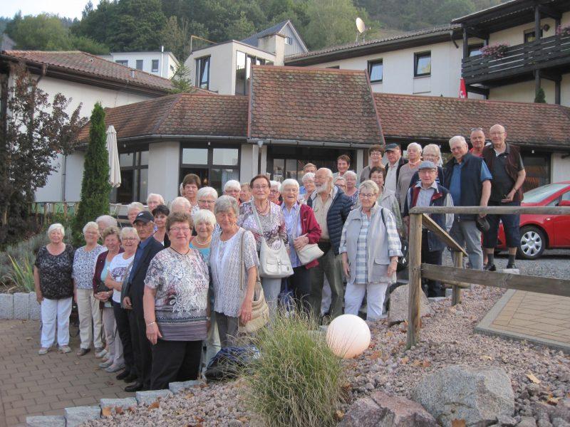 Seniorenfreizeit in den Schwarzwald