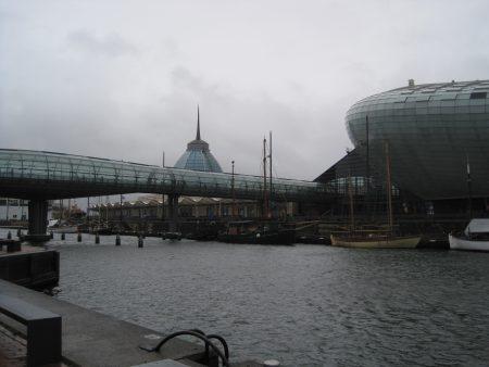 Fahrt zum Klimahaus in Bremerhaven