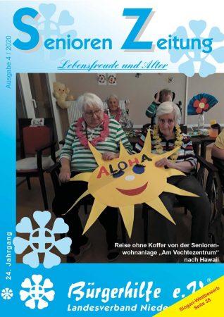Senioren Zeitung 4/2020