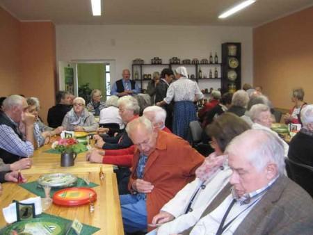 Seniorenfreizeit im Spreewald