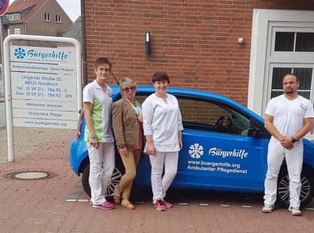 Ambulanter Dienst der Bürgerhilfe e. V. in Nordhorn