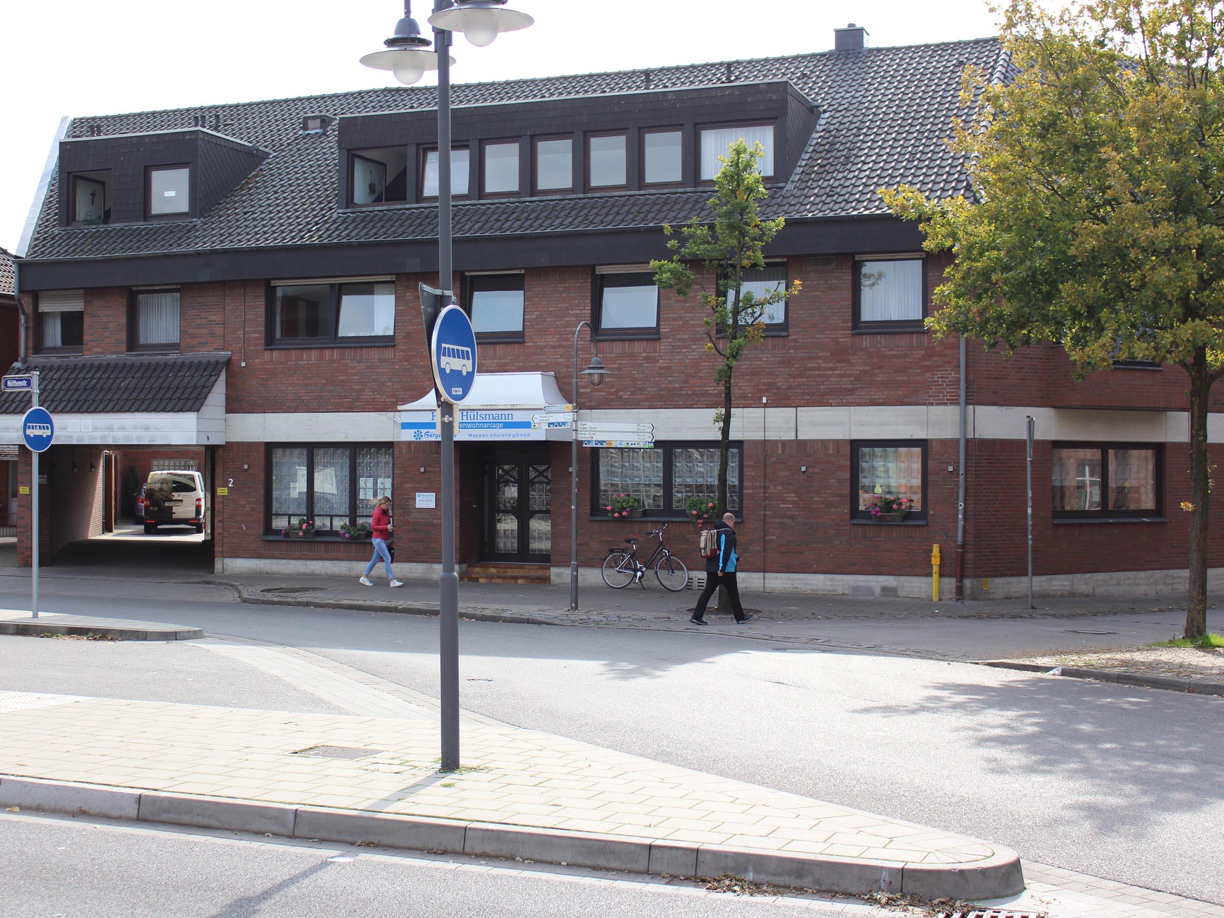 Alten- und Pflegeheim 'Haus Hülsmann'