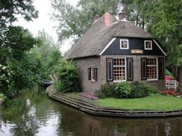 in Giethoorn