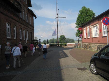 Drei-Tagesfahrt nach Hitzacker - Rundgang