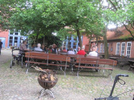 Drei-Tagesfahrt nach Hitzacker - Elbtalauen