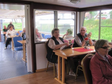Dreitagesfahrt nach Hitzacker - Elbschifffahrt