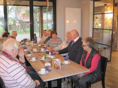 Bauernhofcafé In't Hürhus Mehringer Heide