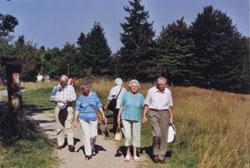 Seniorenfreizeit ins Sauerland