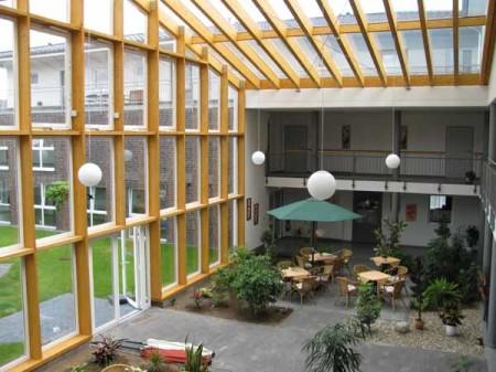Seniorenwohnanlage Bürgerhilfe-Atriumhaus